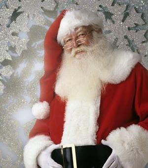 IT'S CHRISTMAS HUMOR TIME:  YOU AIN'T GONNA' BELIEVE THIS SHIT,  DID YOU HEAR SANTA CLAUS' HOLIDAY MESSAGE ON THE SANTA HOTLINE?! (1/2)